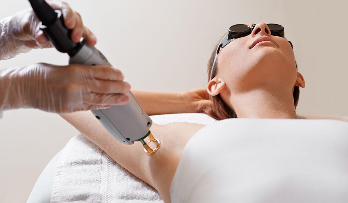 الفترة بين جلسات الليزر لازالة الشعر .. وماذا يحدث أثناء التعافي؟