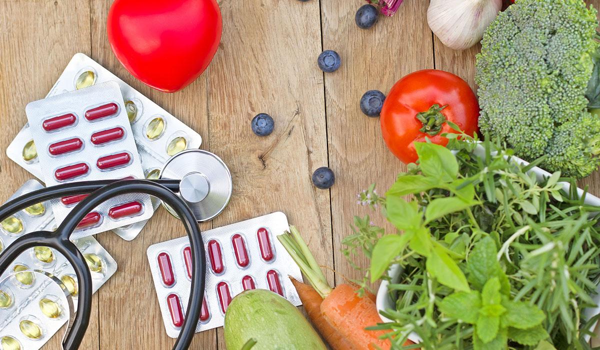 فيتامينات لزيادة الوزن.. وتحسين الشهية من العناصر الغذائية الطبيعة
