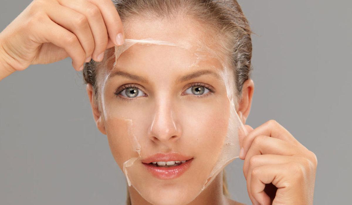 تقشير الوجه بالطرق الطبية بين الليزر والتقشير الكيميائي والميكانيكي.. والوصفات المنزلية