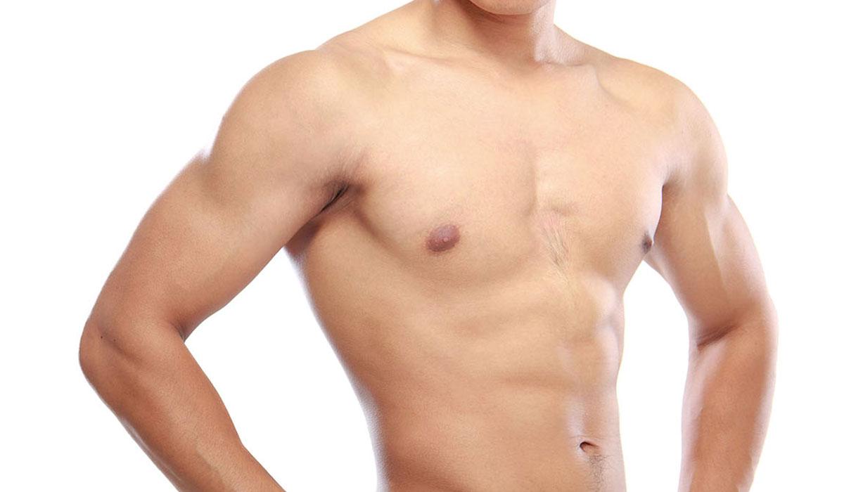 نحت الصدر عالي التحديد للحصول على المظهر العضلي المميز