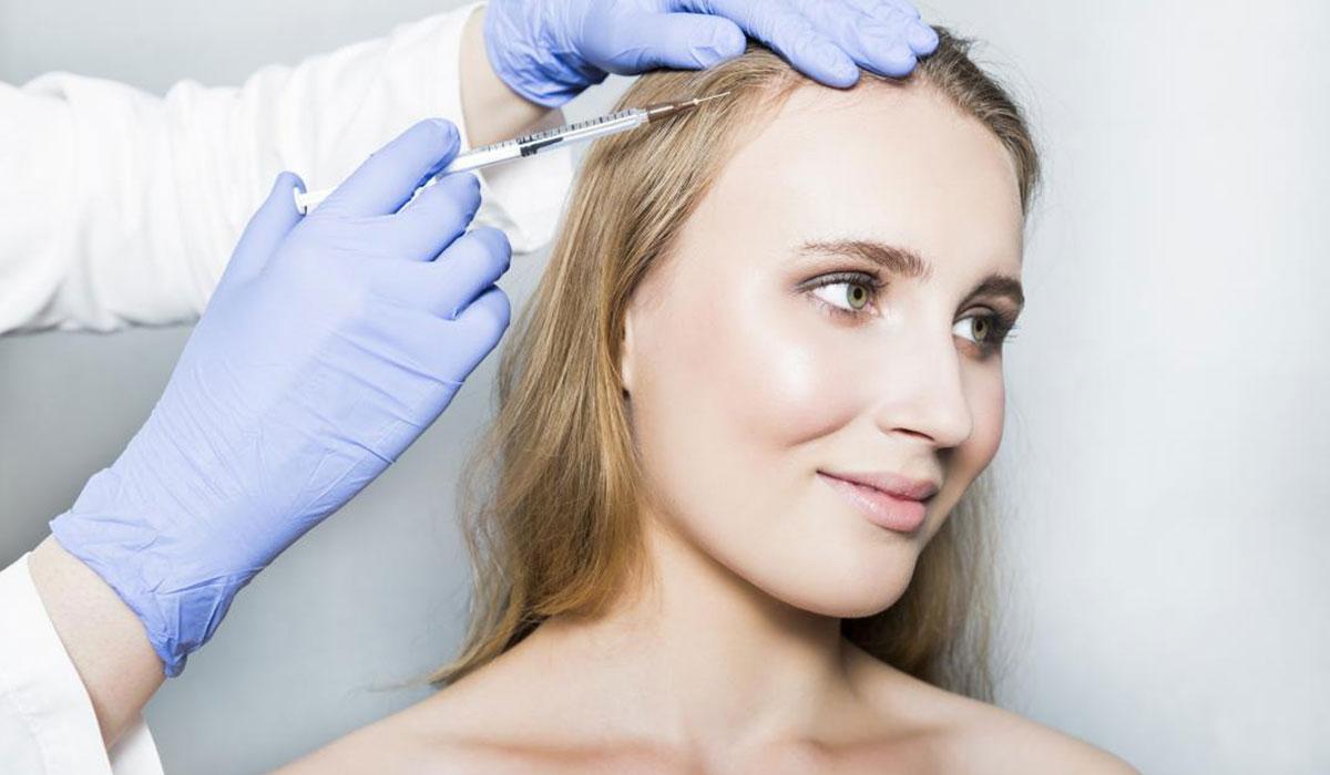 حقن البلازما للشعر لزيادة كثافة الشعر والحصول على مظهر صحي وجذاب
