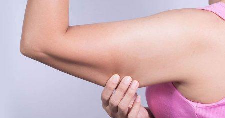 تخسيس الذراعين للتخلص من الترهلات لمظهر متناسق وجذاب