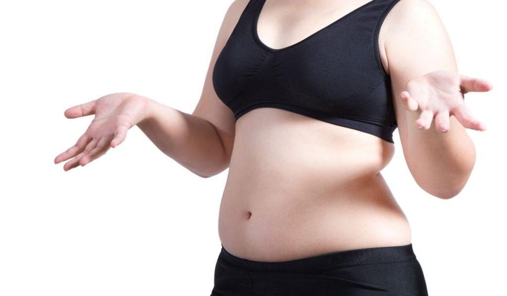 طريقة شفط الدهون