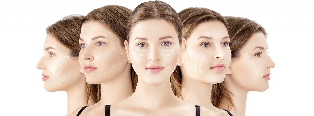 عملية شد الوجه بالجراحة